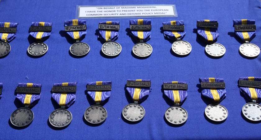 Medal-Parade-à-Koulikoro