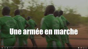 Une armée en marche