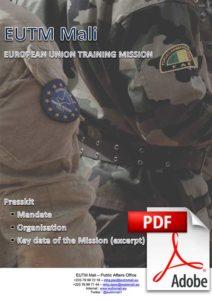 EUTM Mali press kit