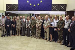 Federica Mogherini visit