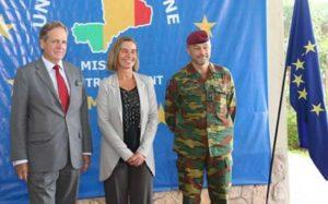Visite EUCAP Sahel Mali EUTM