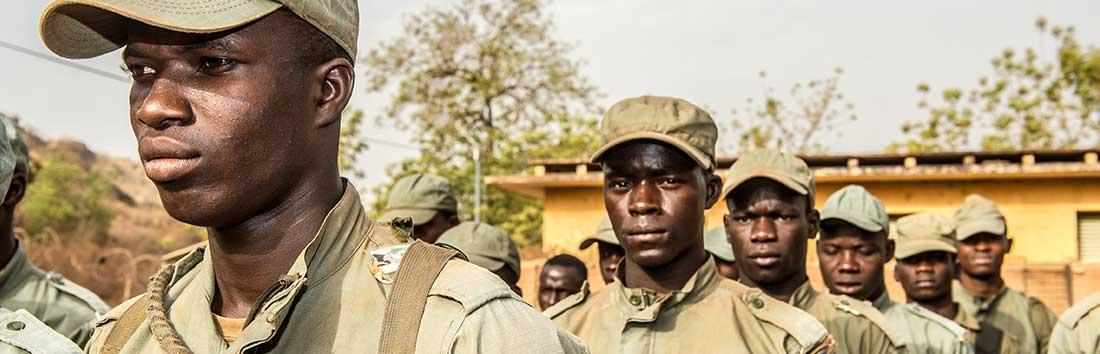 La mission de l'EUTM Mali