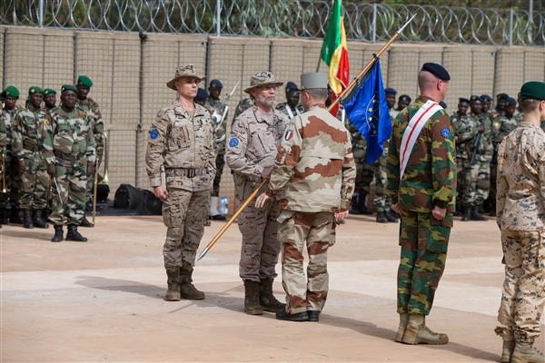 Le général espagnol Enrique Millan nouveau commandant de l'EUTM Mali