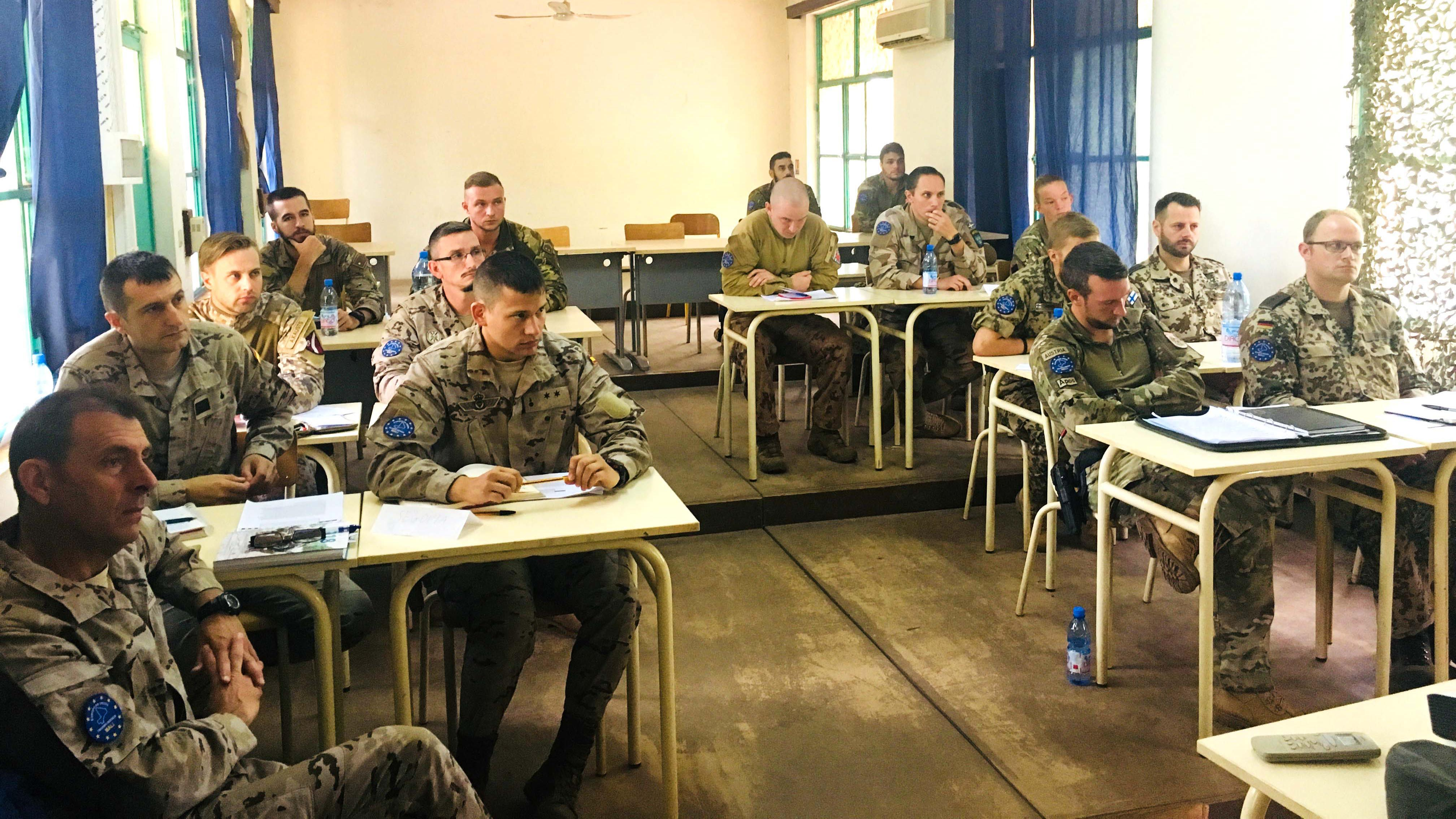 COURSE OF INTERNATIONAL HUMANITARIAN LAW