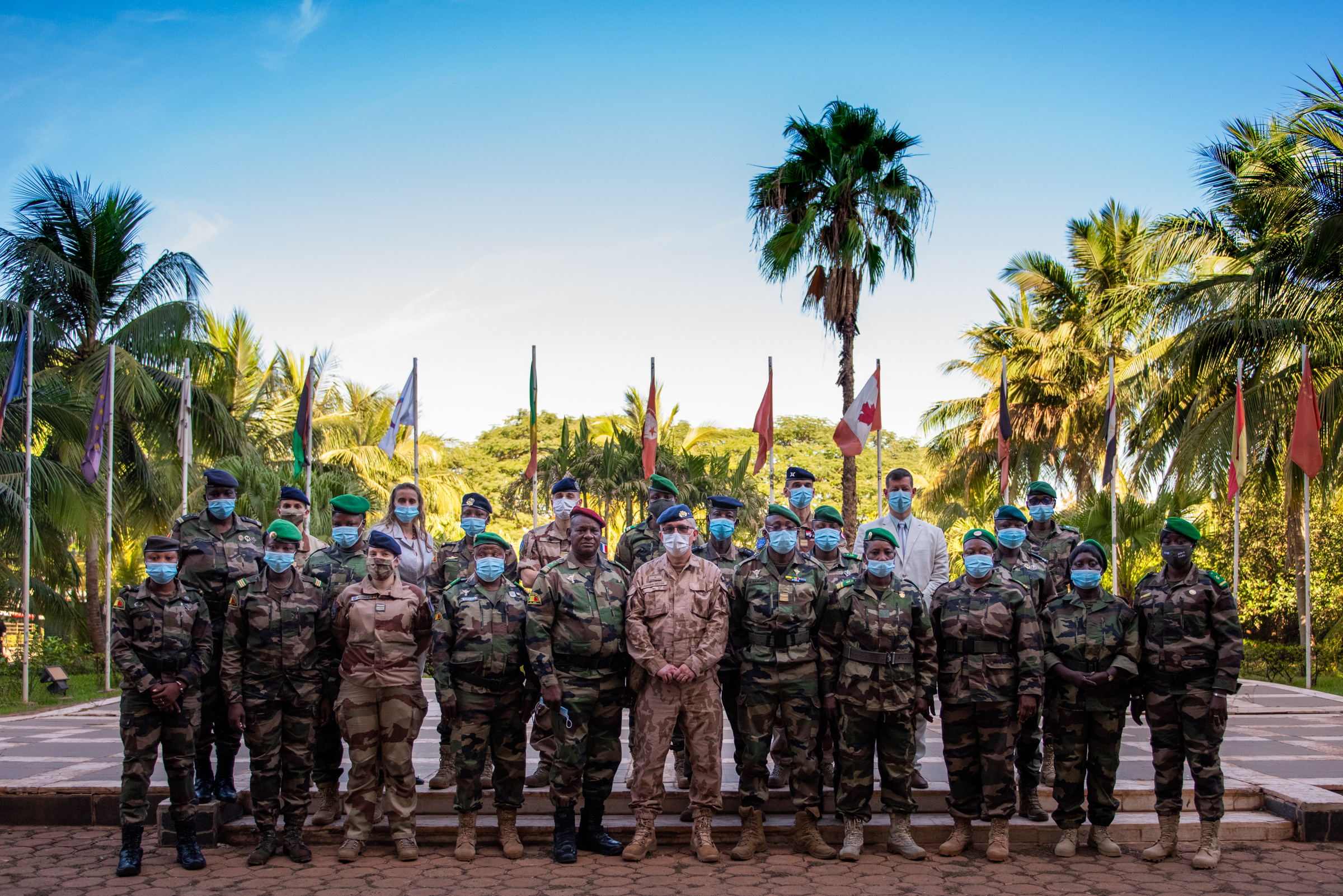 PROMOTION OF GENDER WITHIN THE MALIAN ARMED FORCES WITH EUTM MALI ASSISTANCE